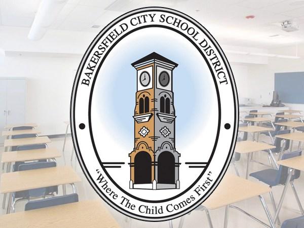 BCSD - Bakersfield City School District logo