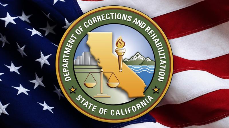 CDCR - California Department of Corrections and Rehabilitation logo