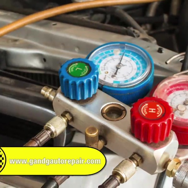 G&G Automotive - AC System Check