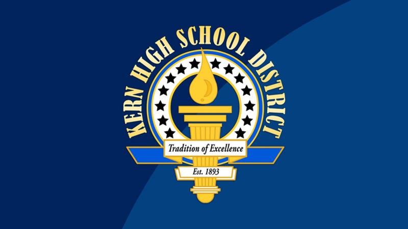 KHSD - Kern High School District logo