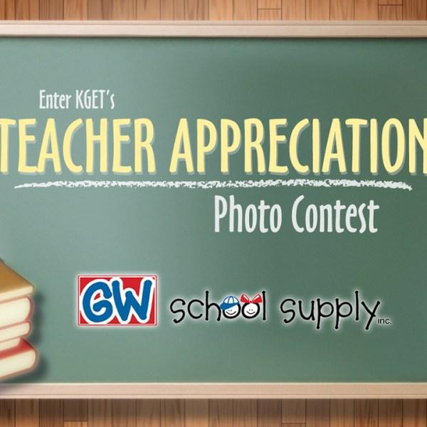 2019 Teacher Appreciation photo contest