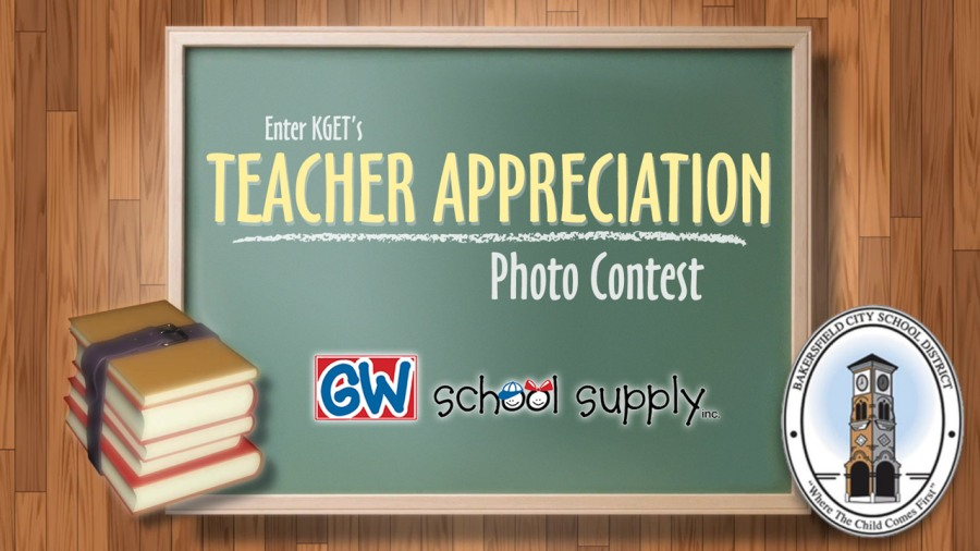 2019 Teacher Appreciation photo contest