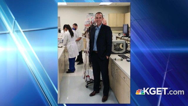 Houchin Community Blood Bank appoints new president and CEO
