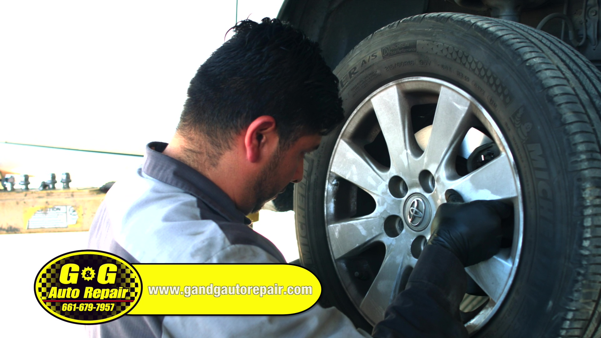 Tire Rotation - G&G Automotive