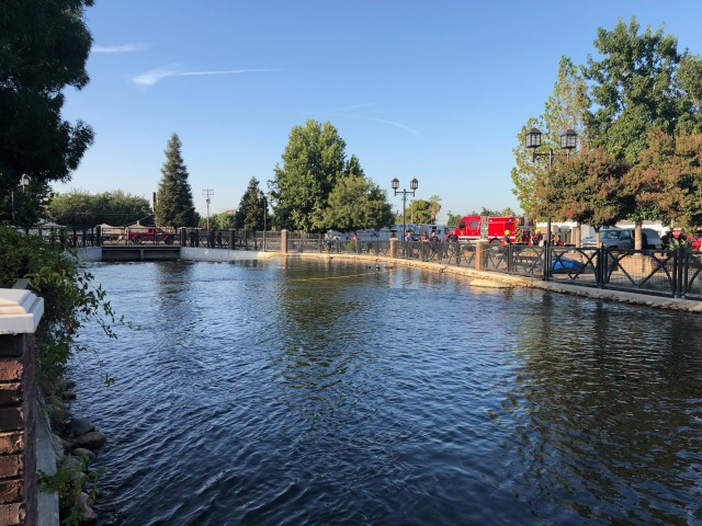 Body found in canal in Central Bakersfield