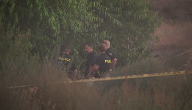 Coroner rules death of man found in riverbed near Riverview Park a homicide