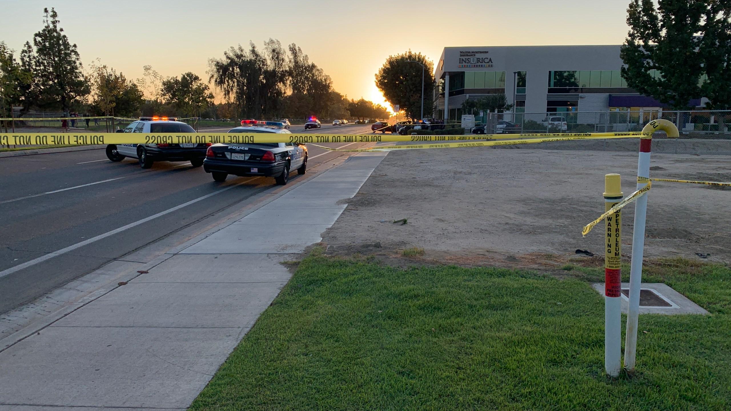 Motor City Bakersfield >> Police Man Shoots Self Following Domestic Disturbance In