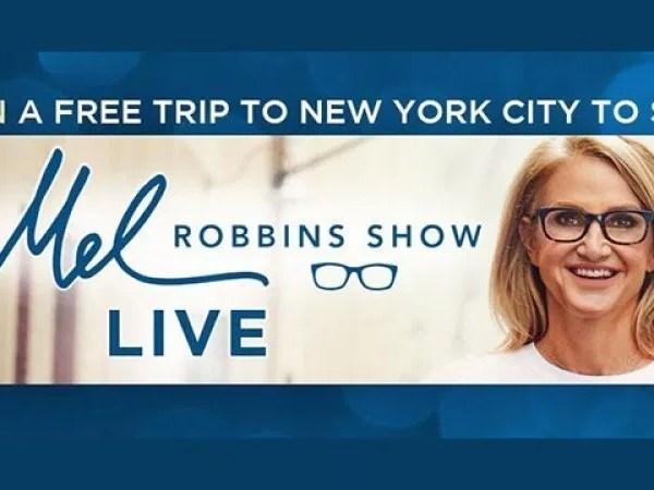 Mel Robbins National Sweepstakes