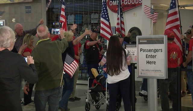 Kern County Honor Flight set for Washington DC this week