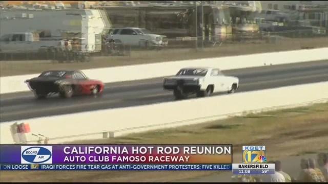 Hot Rod Reunion 2019 Bakersfield