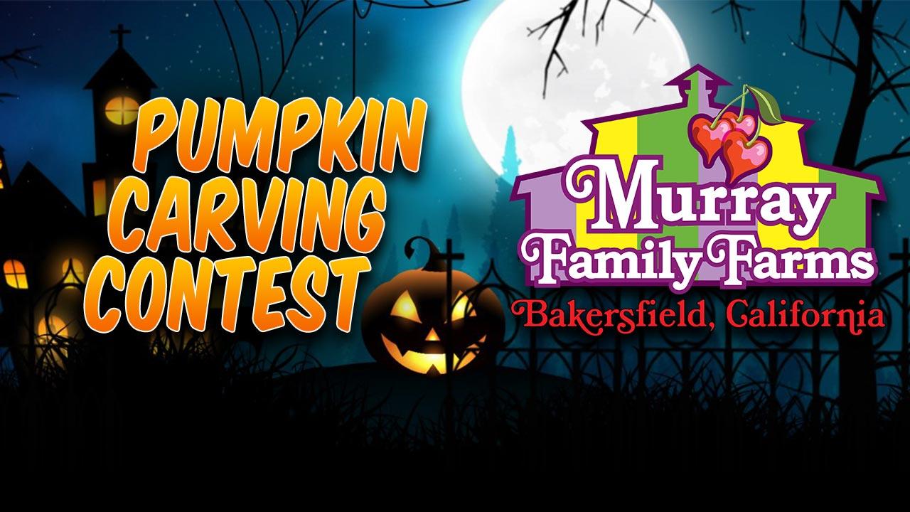 Murray Family Farms Pumpkin Carving Contest