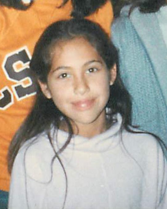 Young Yvette Peña
