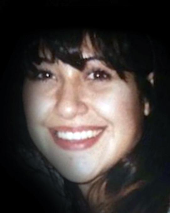 Yvette smiling