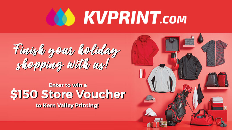2019 KVPrint Sweepstakes