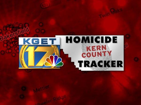 Homicide Tracker