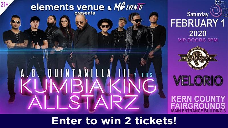 Kumbia King AllStarz Contest