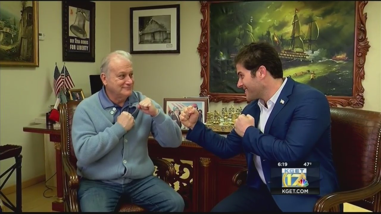 Rocky And Ricky De La Fuente Father And Son Hopefuls In 21st Congressional District Race Discuss Candidacies Kget 17