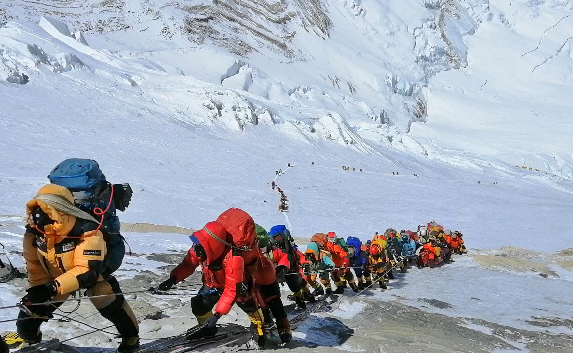Nepal cancels spring mountain climbing season due to virus – KGET 17