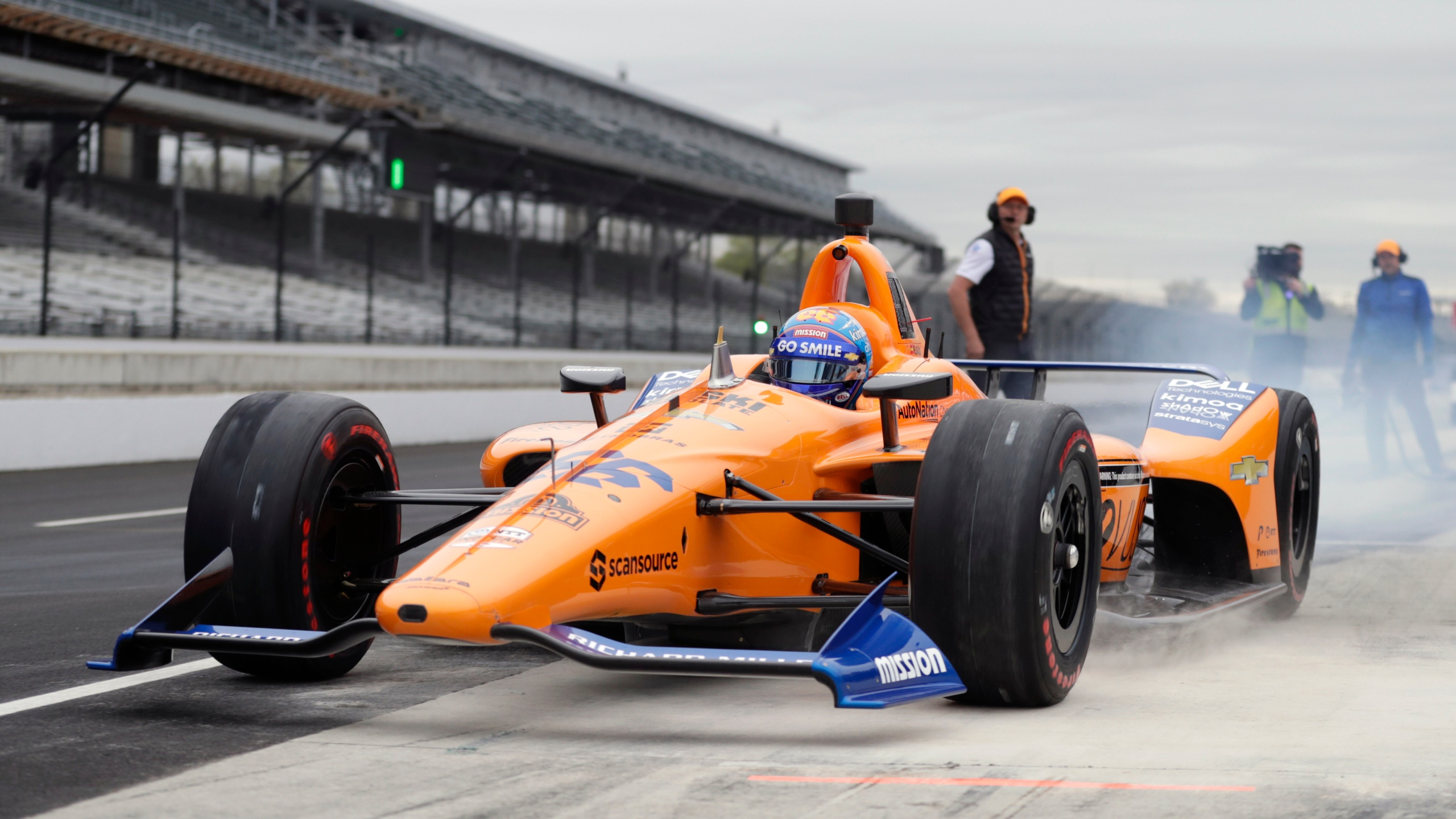 Penske And The Aeroscreen To Debut At Indycar Season