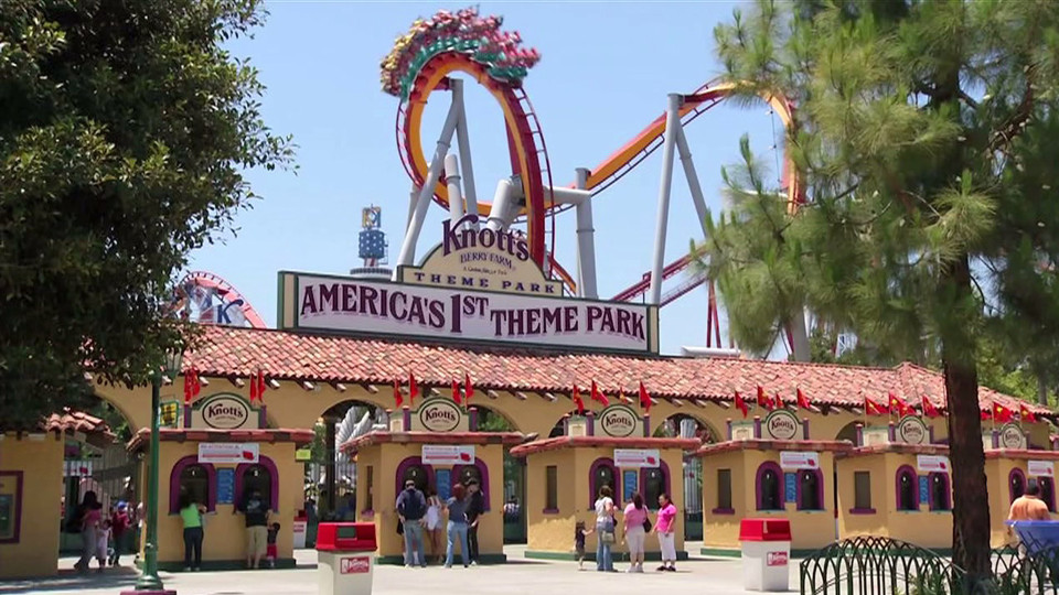 Knott S Berry Farm Six Flags Magic Mountain Announce Temporary Closure Due To Covid 19 Kget 17