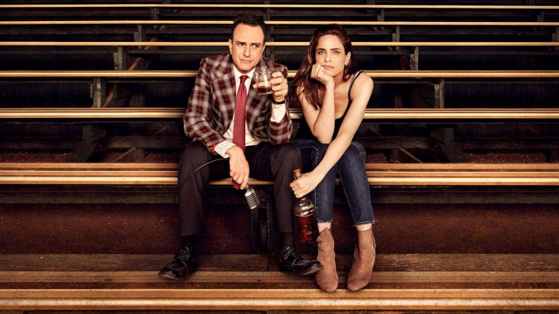 Hank Azaria going for home run with final season of 'Brockmire' | KGET 17