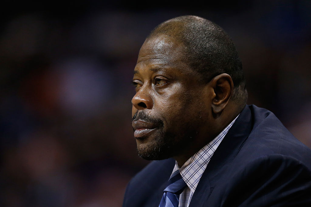 Patrick Ewing tests positive for COVID-19: 'This virus is ...