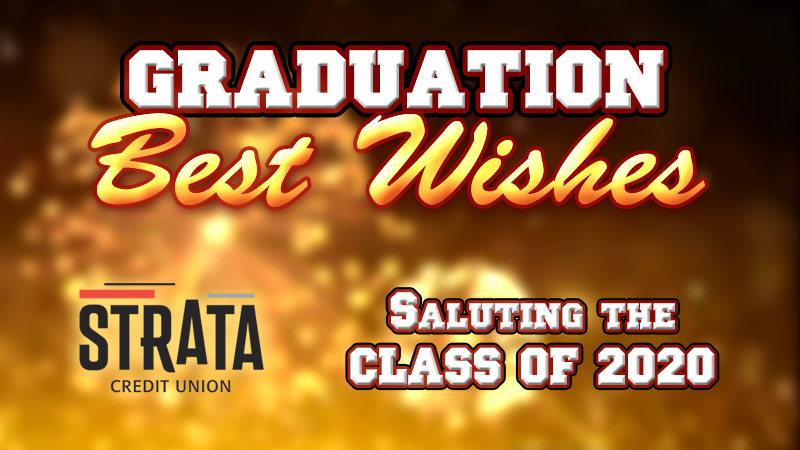 2020 Graduation Best Wishes