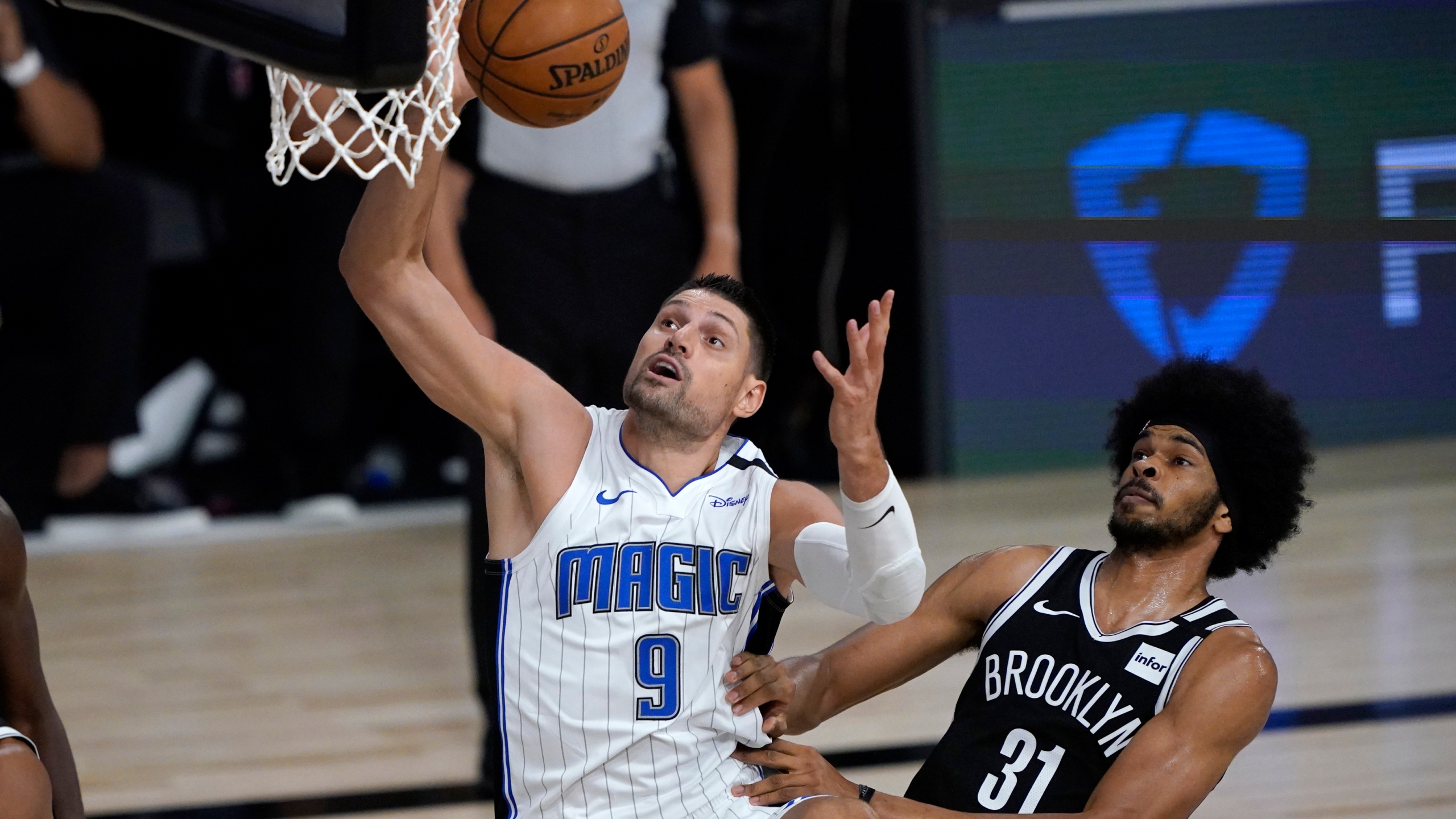 Magic Beat Nets 128 118 In Restart Opener Move Up To 7th Kget 17