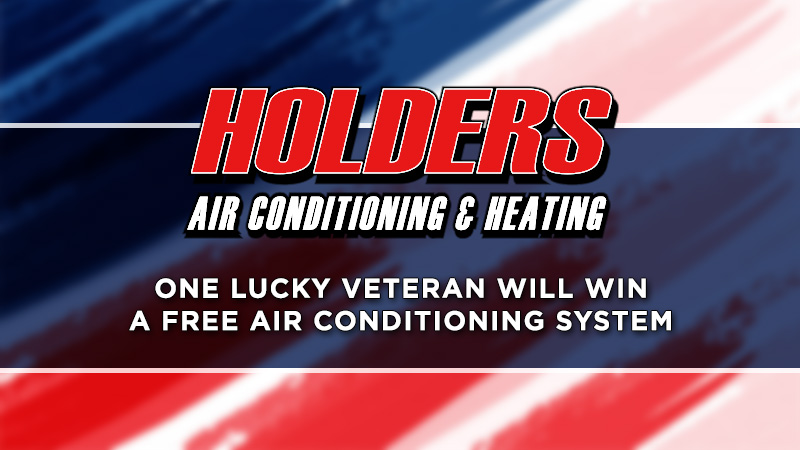 Holders AC Veteran Photo Sweepstakes