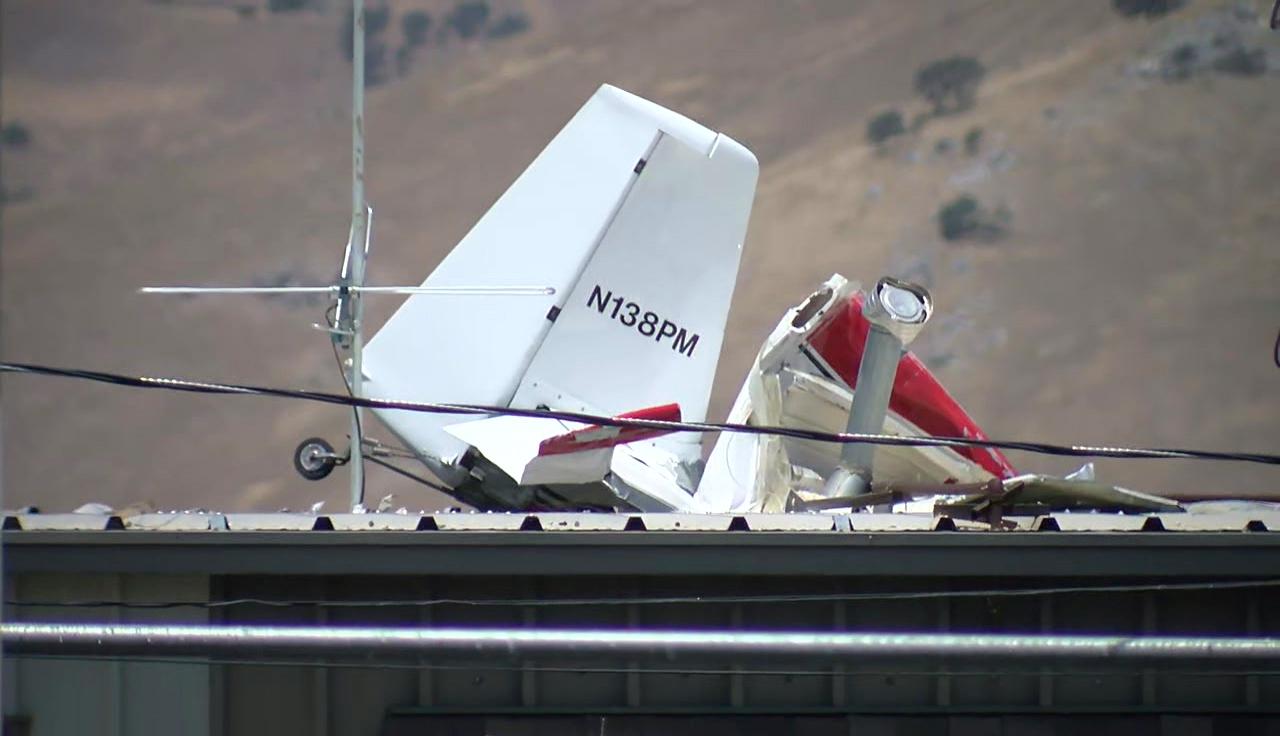 Update Person Killed In Tehachapi Plane Crash Identified Kget 17