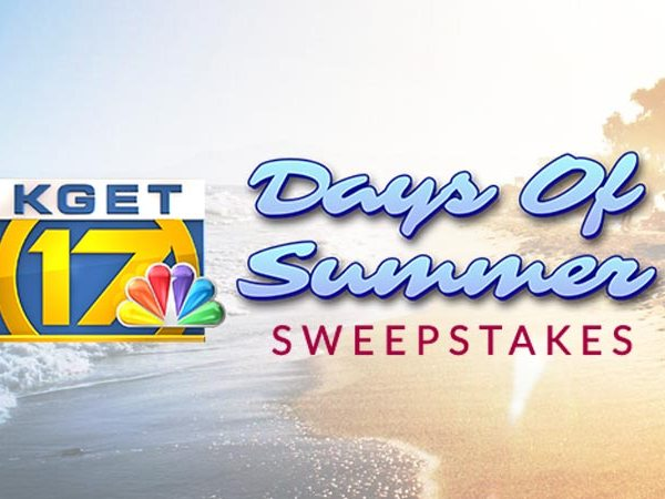 KGET Days of Summer Sweepstakes