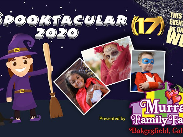 2020 Spooktacular - Sponsored by Murray Family Farms