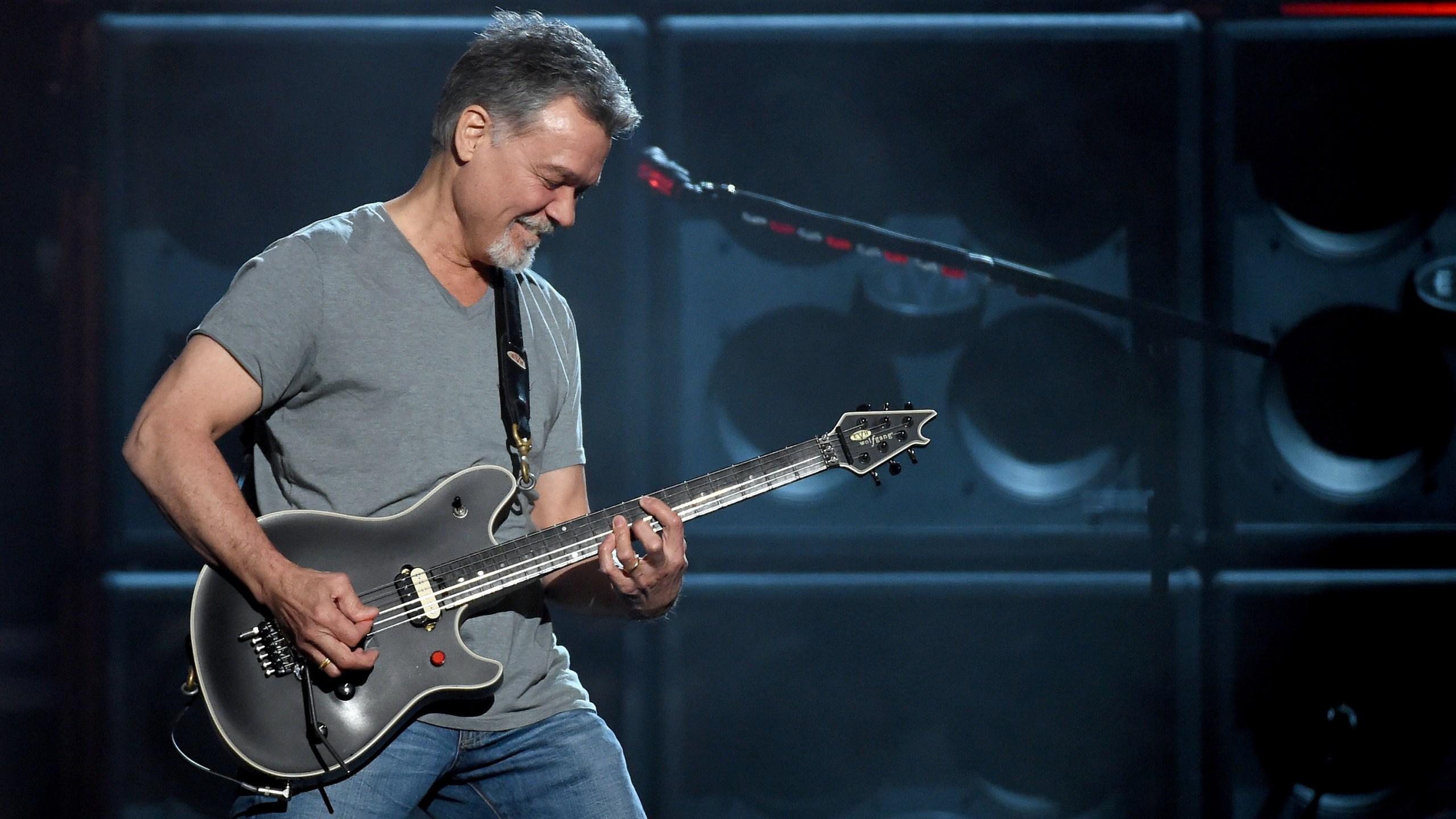 Iconic Rocker Eddie Van Halen Dies Of Cancer At 65 Family Confirms Kget 17