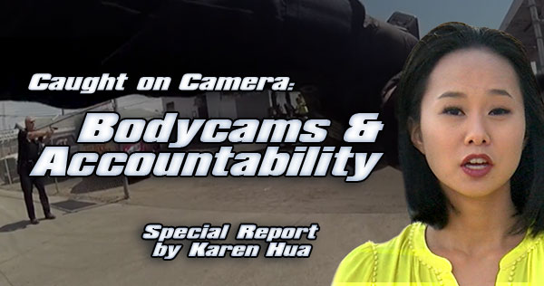 Caught on Camera - bodycams and accountability