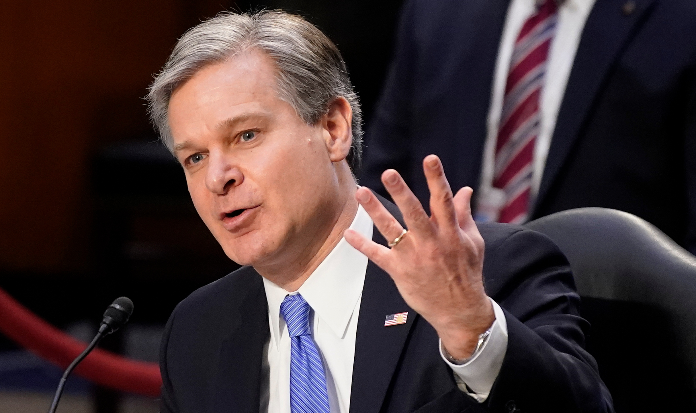 Christopher Wray