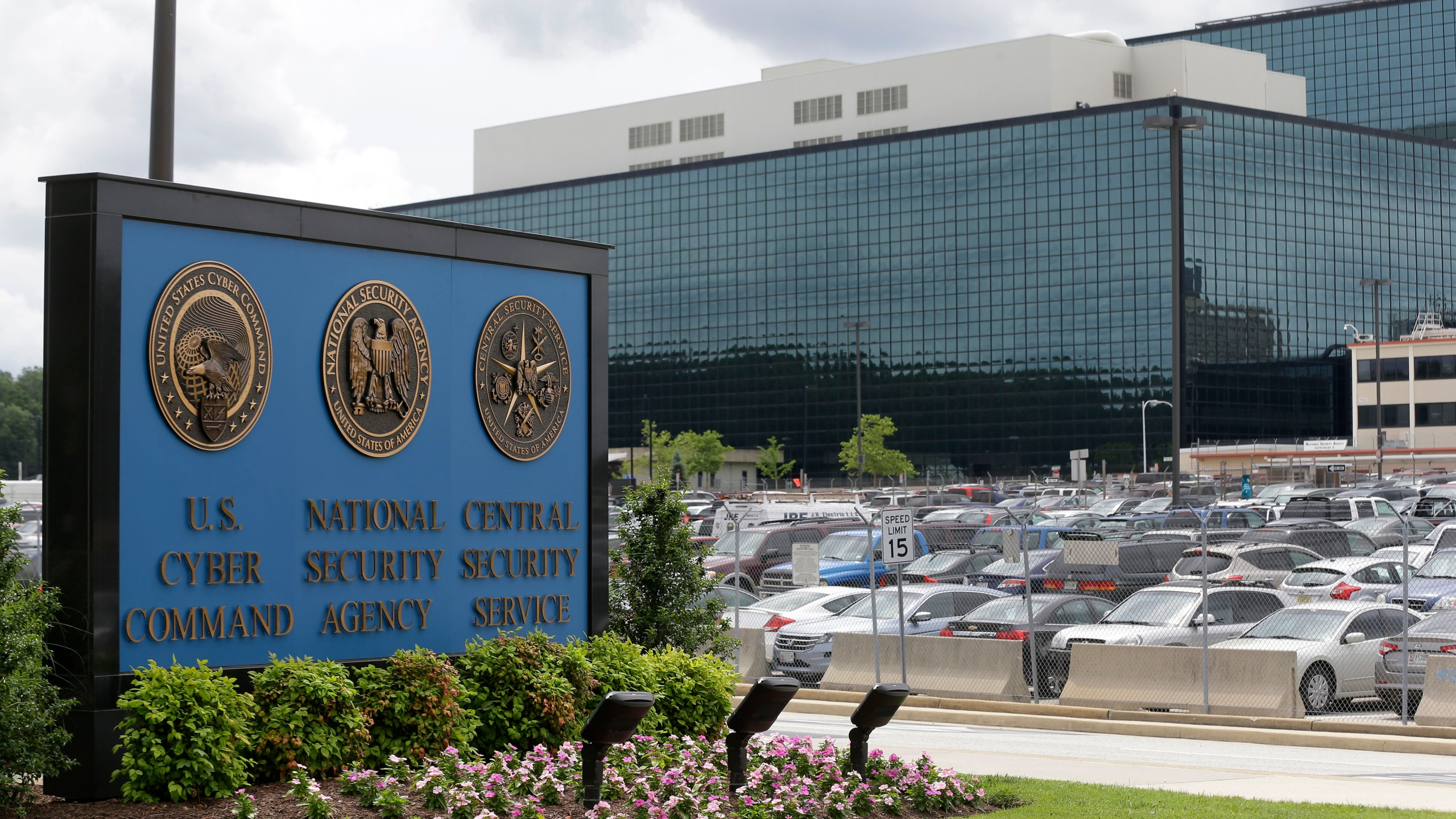 NSA Administration building