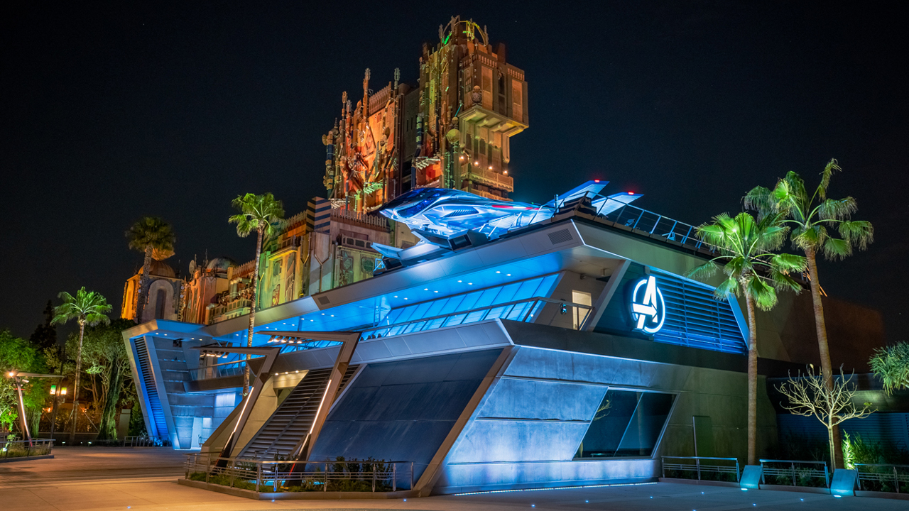 Avengers Campus open for business at California Adventure   KGET 17