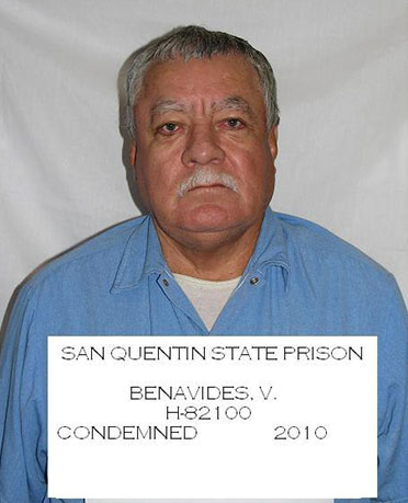 Vicente Benavides mugshot
