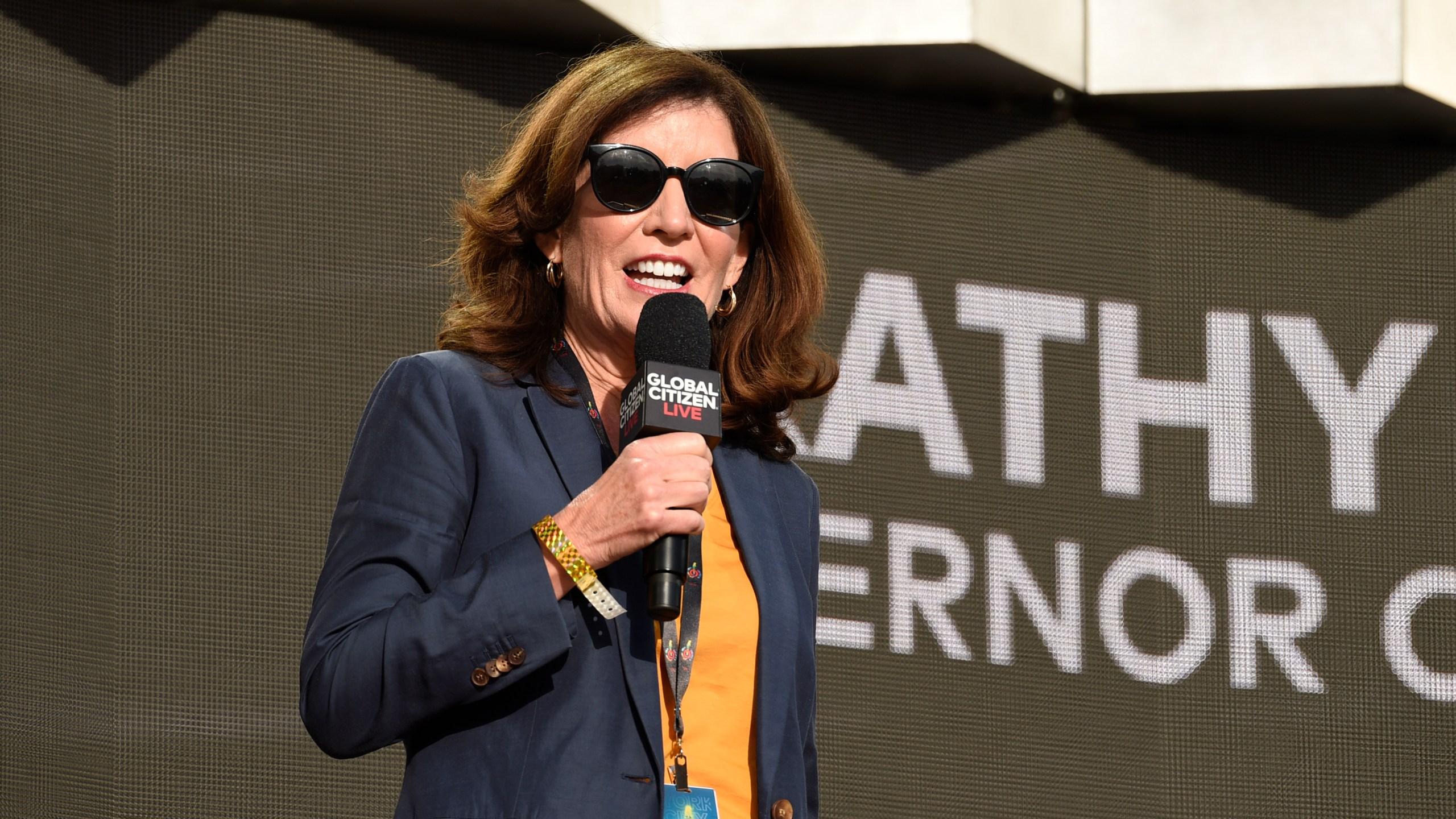 Kathy Hochul