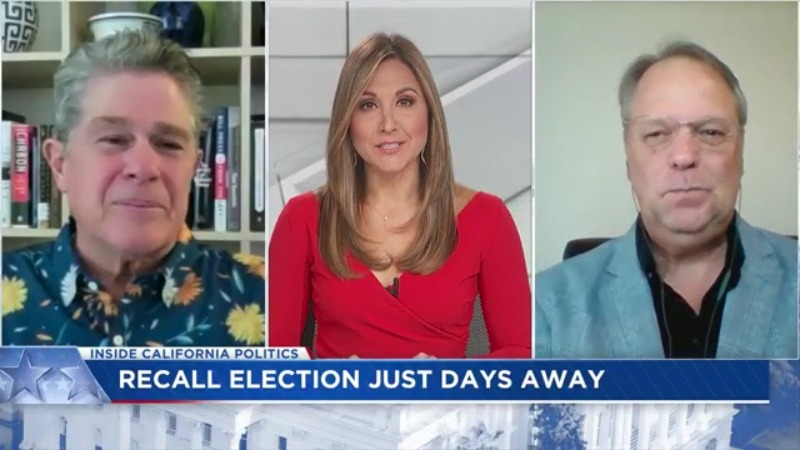 Inside California Politics: How the 2021 recall election compares to 2003 effort - KGET 17